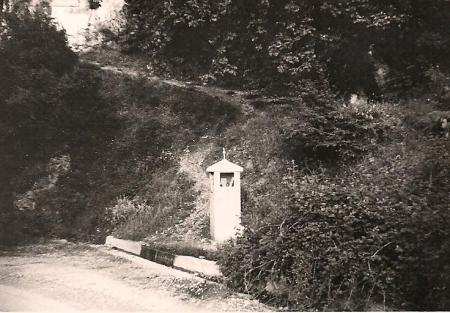 1968-ΤΟ ΠΑΛΙΟ ΜΟΝΟΠΑΤΙ ΠΡΟΣ ΑΓΙΑ ΚΥΡΙΑΚΗ